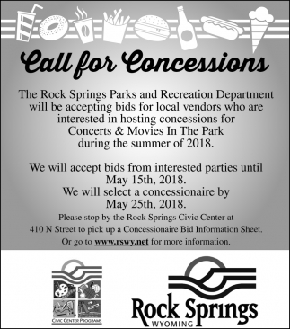 Call for Concessions