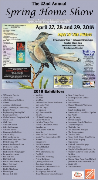 The 22nd Annual Spring Home Show