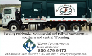 Serving Residential, Commercial and Roll-off Customers