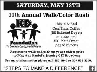11th Annual Walk