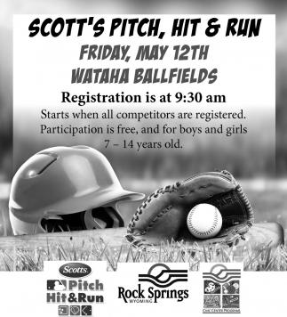Scott's Pitch Hit & Run