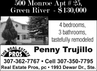 500 Monroe Apt #25