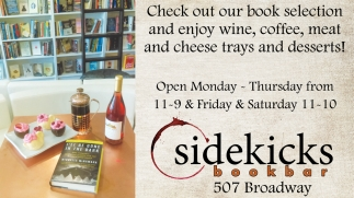Bring Check Out Our Book Selection