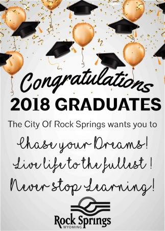 Congratulations 2018 Graduates