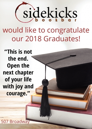 Would Like to Congratulate Our 2018 Graduates!