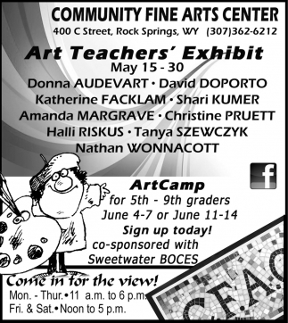 Art Teacher's Exhibit