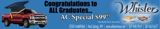 Congratulation to All Graduates