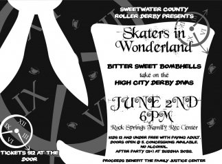 Skaters in Wonderland