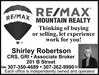 Remax Mountain Realty