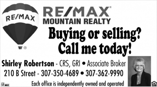 Buying or Selling? Call me Today!