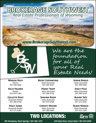Real Estate Professionals of Wyoming