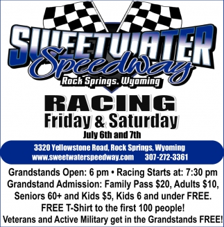 Racing Friday & Saturday