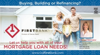 Buying, Building or Refinancing?