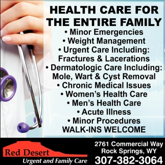 Health Care for the Entire Family