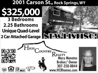 2001 Carson St