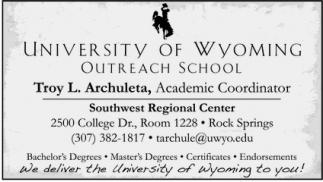 Outreach School