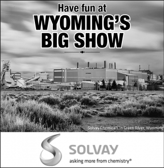 Have Fun at Wyoming's Big Show