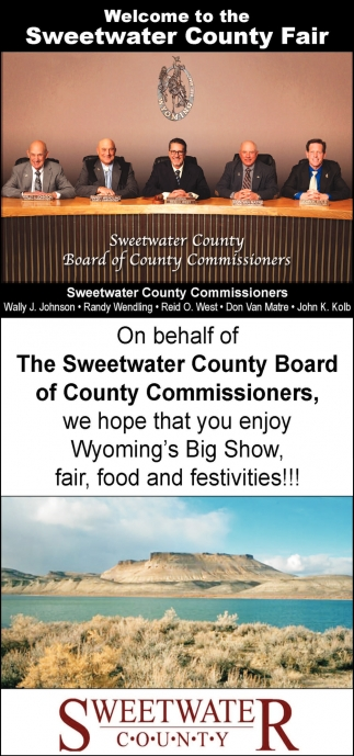 Sweetwater County Fair