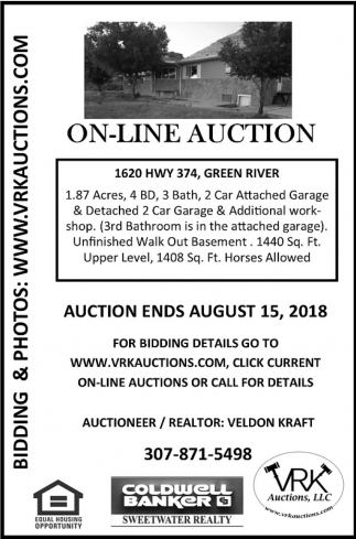 On-line Auction