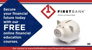 Secure your Financial Future Today