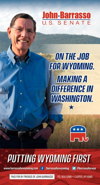 On the Job for Wyoming