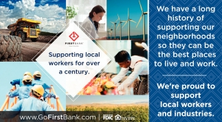 Supporting Local Workers for Over a Century