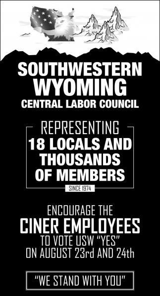Ciner Employees