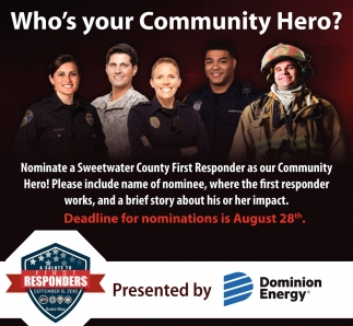 Who's Your Community Hero?