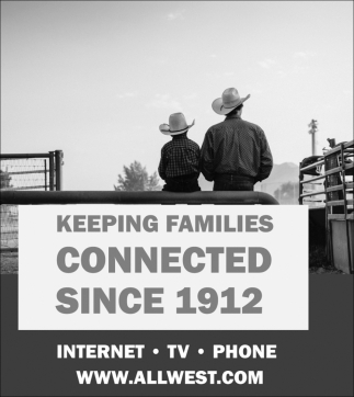 Keeping Families Connected Since 1912