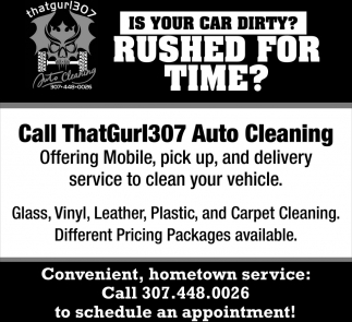 Is your Car Dirty?