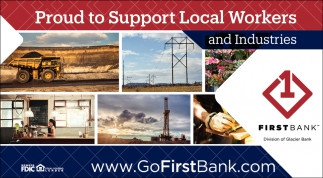Proud to Support Local Workers and Industries