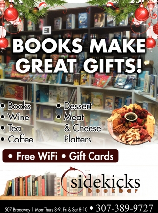 Books Make Great Gifts!