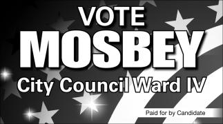 Vote Mosbey