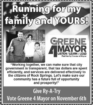 Running for my Family and Yours!