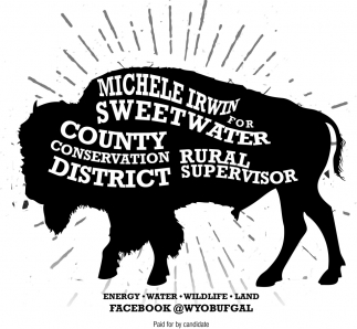 Michele Irwin Sweetwater County Conservation District Rural Supervisor