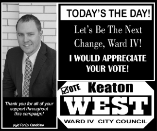Ward IV City Council