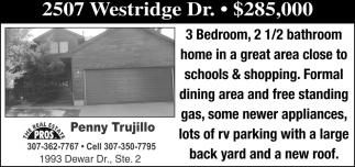 2507 Westridge Dr