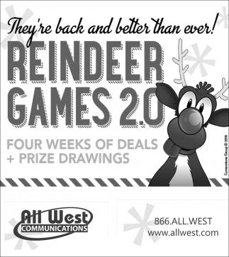 Reindeer Games 2.0