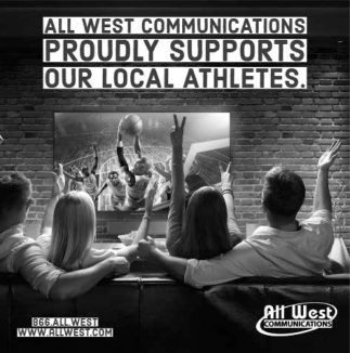 All West Communications Proudly Suppots Our Local Athletes