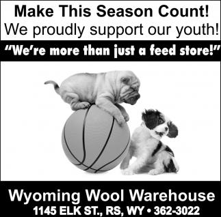 Make this Season Count!