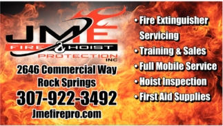 Fire Hoist Protection