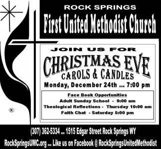 Christmas Eve Carols & Candles