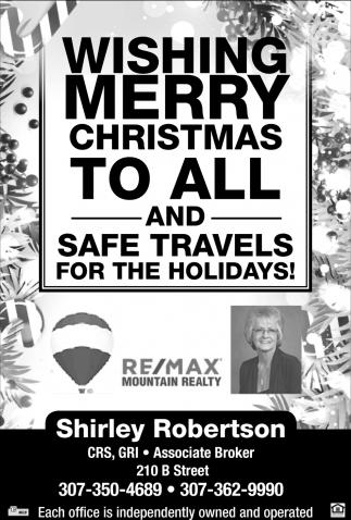 Wishing Merry Christmas to All