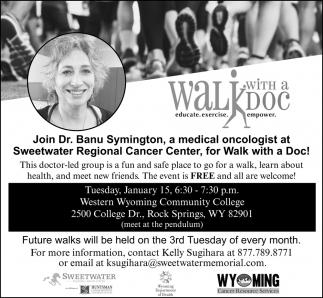 Walk whit a Doc