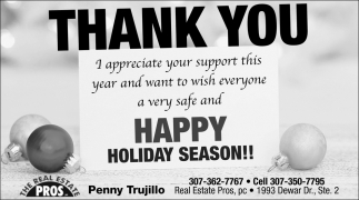 Happy Holiday Season