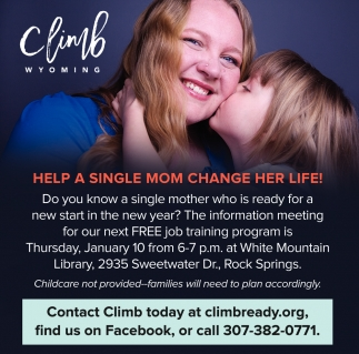 Help a Single Mom Change her Life!