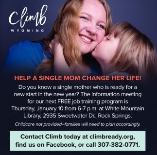 Help a Single Mom Change her Life!