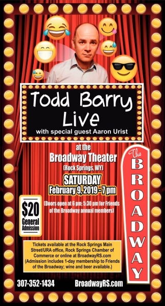 Todd Barry Live