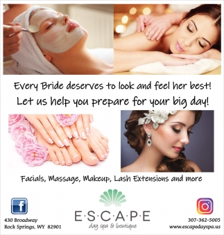 Every Bride Deserves to Look and Feel Her Best!