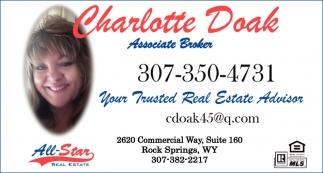 Associate Broker